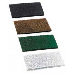 Pad abrasif VERT  25 x 12 cm - 1 x 5 unités