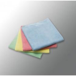 Lavette microfibre bleue MICROTECHNIC  - 1 x 10 unités