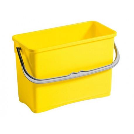 Seau 8L jaune